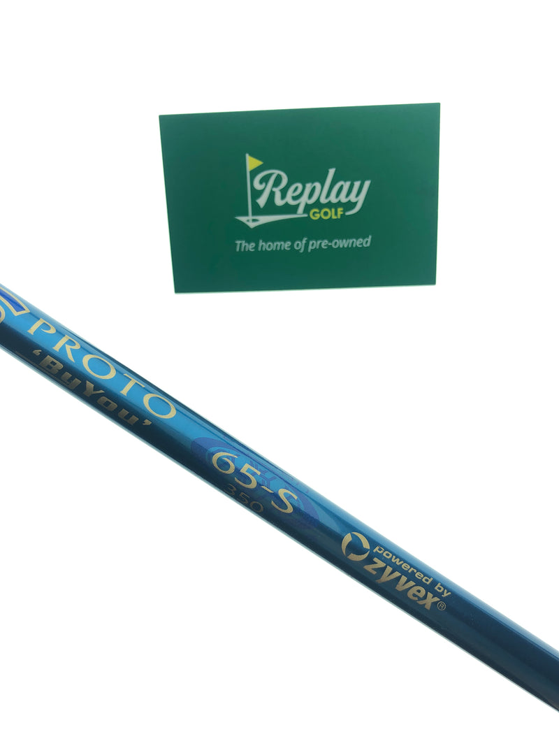 Aldila VS Proto 65 Driver Shaft / Stiff Flex / NO Adapter - Replay Golf