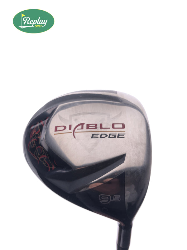 Callaway Diablo Edge Tour Driver / 9.5 Degrees / Fubuki 63 X-Flex - Replay Golf