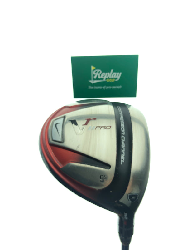 Nike Victory Red Pro Driver / 9.5 Degrees / Project X 5.5 Regular Flex - Replay Golf
