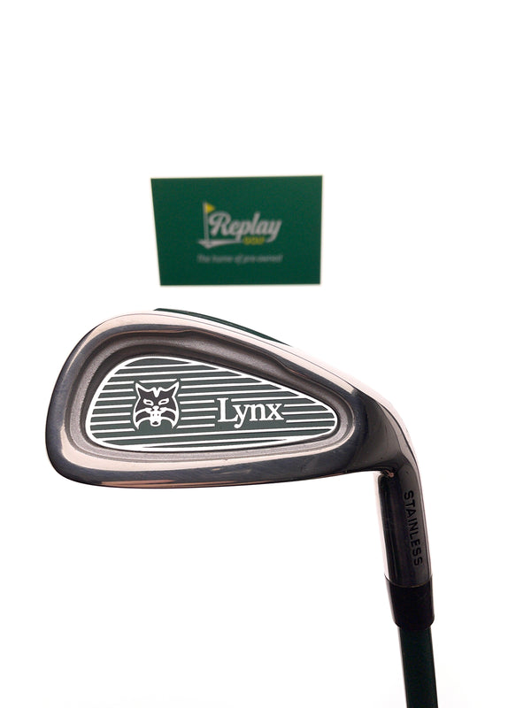 Lynx Green 7 Iron / Age 5-7 / Junior Flex - Replay Golf