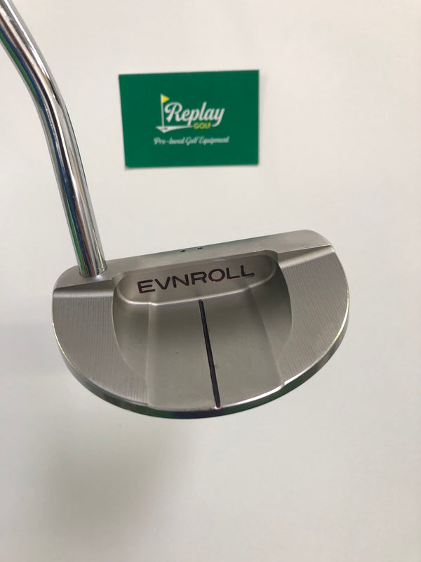 EVNROLL ER8 Putter / 33.5 Inch / Right Handed