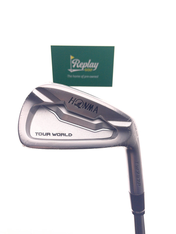 NEW Honma TW737 P 7 Iron / 30 Degrees / N.S Pro 950 GH Regular Flex - Replay Golf