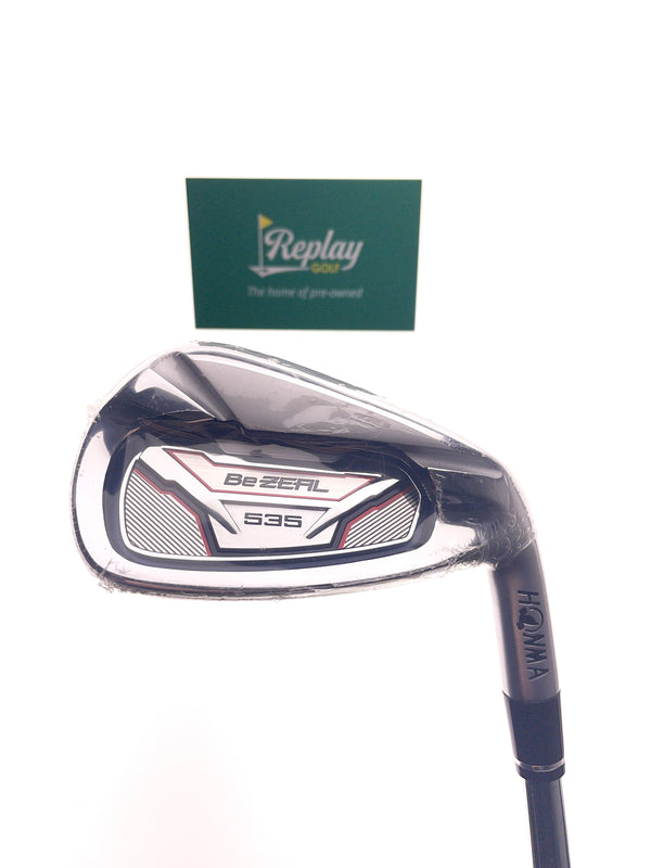 NEW Honma BeZEAL 535 7 Iron / 28.5 Degrees / N.S Pro 950GH Regular Flex - Replay Golf