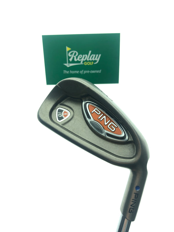 Ping i10 3 Iron / 21 Degrees / Dynamic Gold SL Stiff Flex - Replay Golf