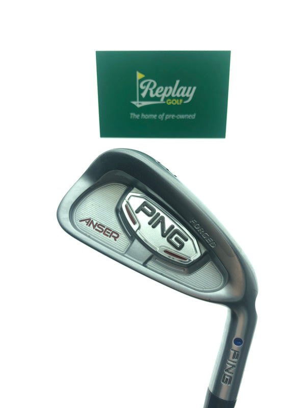 Ping Anser Forged 2010 3 Iron / 21 Degree / Dynamic Gold SL Stiff Flex - Replay Golf
