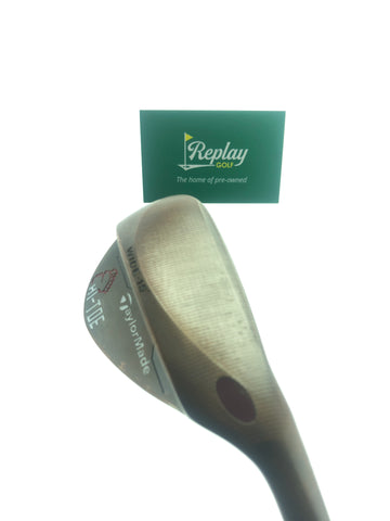 Taylormade HiToe Big Foot Lob Wedge / 58 Degree / Graphite Recoil ES Wedge Flex - Replay Golf