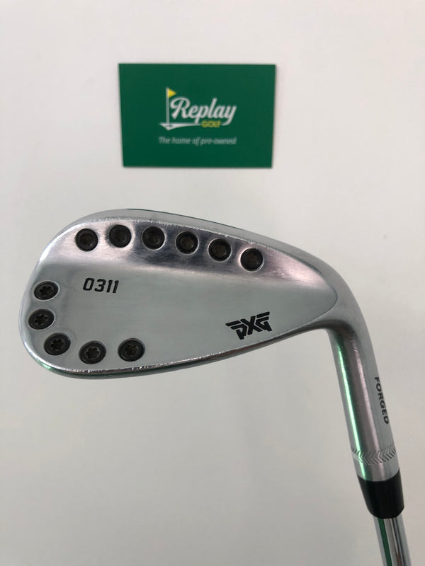 PXG 0311 Chrome Sand Wedge / 56 Degrees / N.S Pro Modus 3Wedge Flex - Replay Golf
