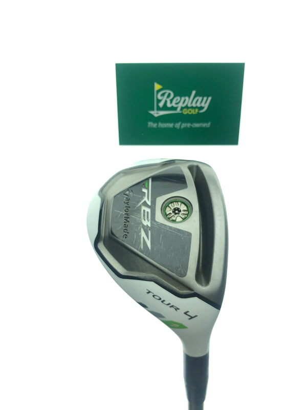 TaylorMade RBZ Tour 4 Hybrid / 21.5 Degrees / Aldila NV ProtoType Stiff Flex