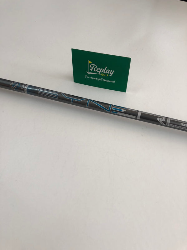 Aldila Synergy 70 TX #3 Wood Shaft / TX Flex / Taylorade TP Adapter-Replay Golf