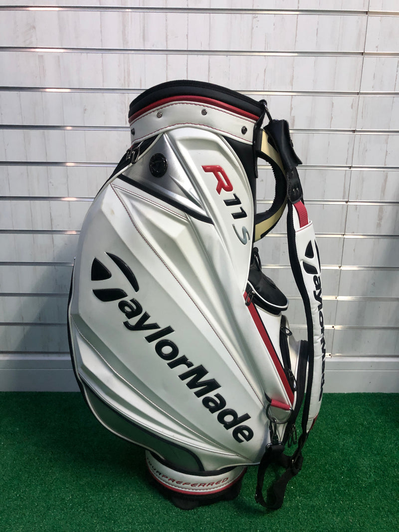TaylorMade R11s Tour Bag / 6 Way Divider - Replay Golf