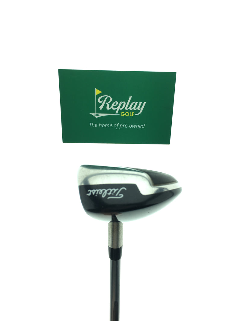 Titleist 909 H 3 Hybrid / 21 Degrees / Diamana 80hy Regular Flex - Replay Golf