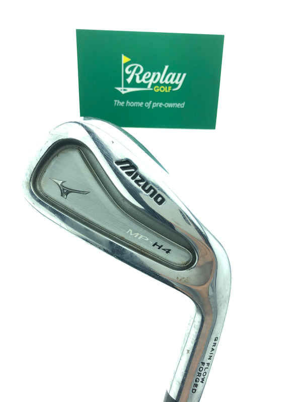 Mizuno MP-H4 3 Iron / 21 Degree / KBS Tour X- Flex - Replay Golf