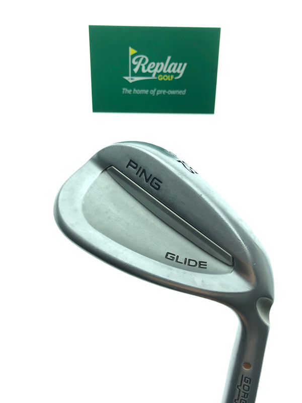Ping Glide Gap Wedge / 52 Degree / Ping CFS Soft Regular Flex
