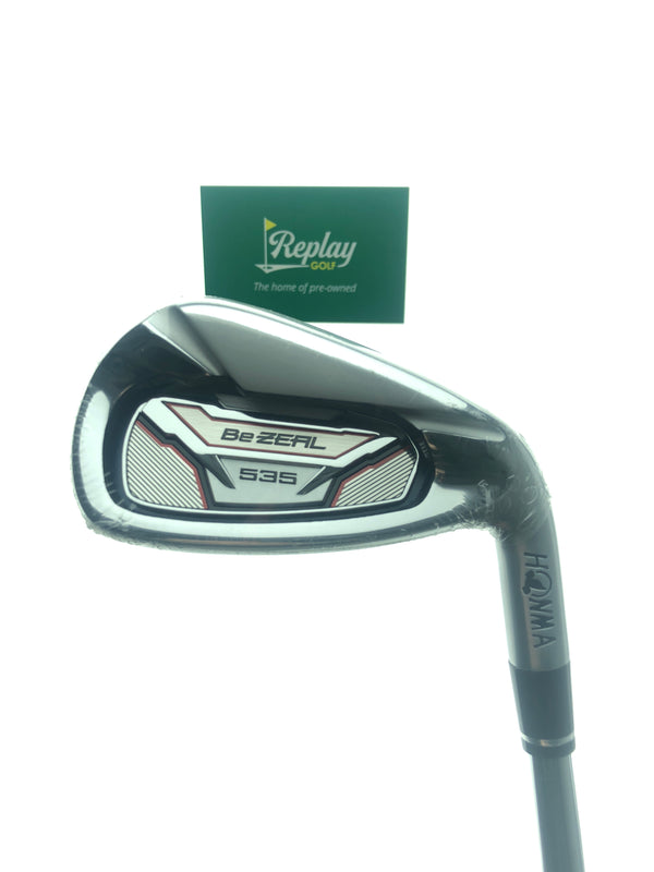 NEW Honma BeZEAL 535 5 Iron / 22.5 Degrees / N.S Pro 950 GH  Stiff Flex - Replay Golf
