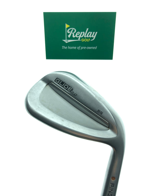 Ping Glide 2.0 Gap Wedge / 52 Degrees / Ping CFS Soft Regular Flex
