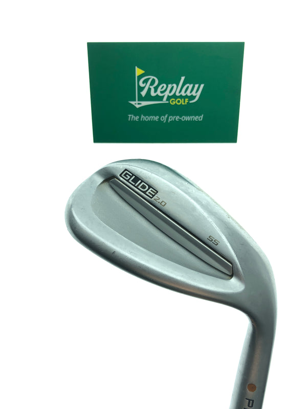 Ping Glide 2.0 Lob Wedge / 60 Degrees / Ping CFS Soft Regular Flex