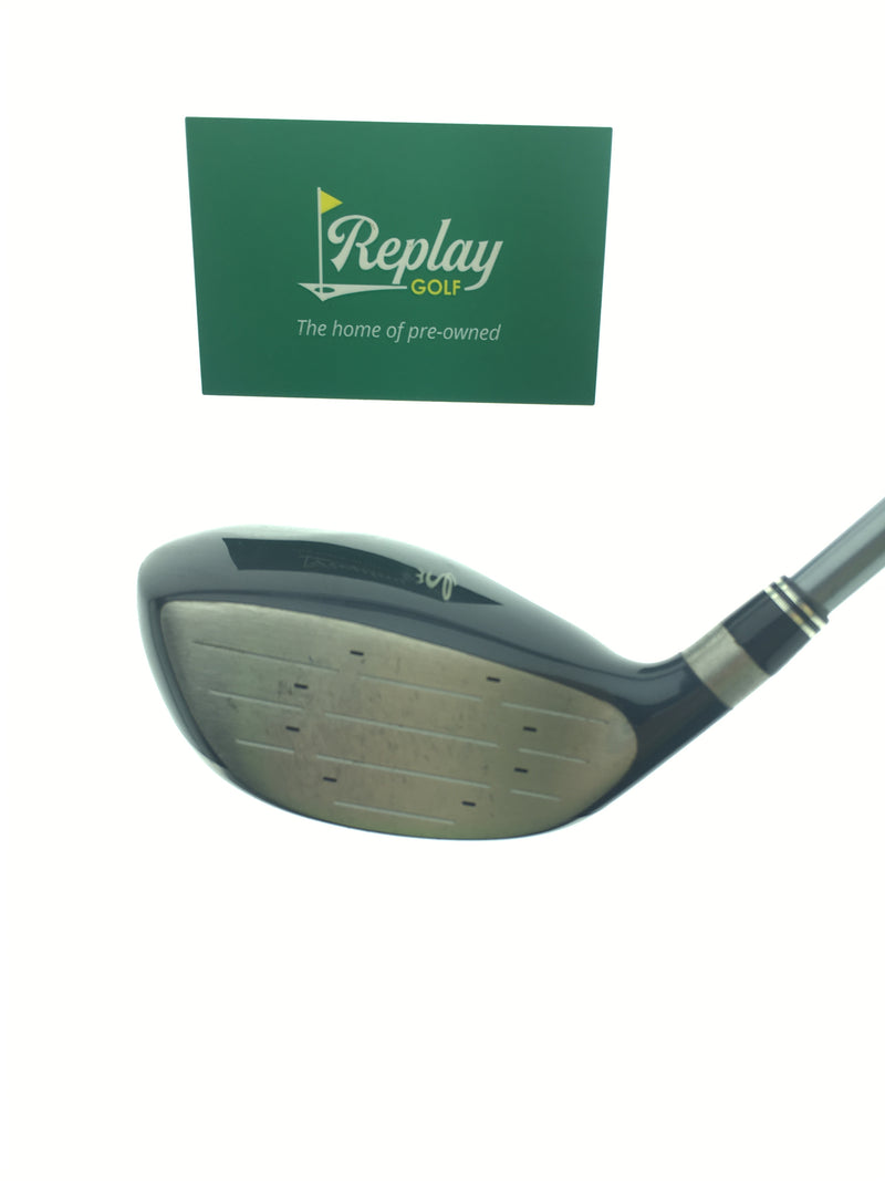 King Cobra Offset 3 Fairway Wood / 15 Degrees / Cobra Aldila HM 50 Ladies Flex
