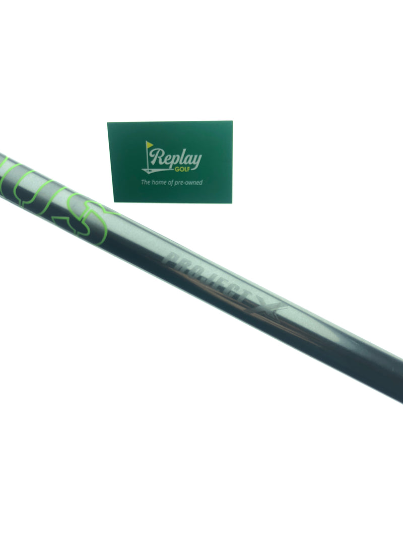 Project X HAND CRAFTED T1100 HZRDUS Driver Shaft / X-Stiff Flex / NO ADAPTER - Replay Golf