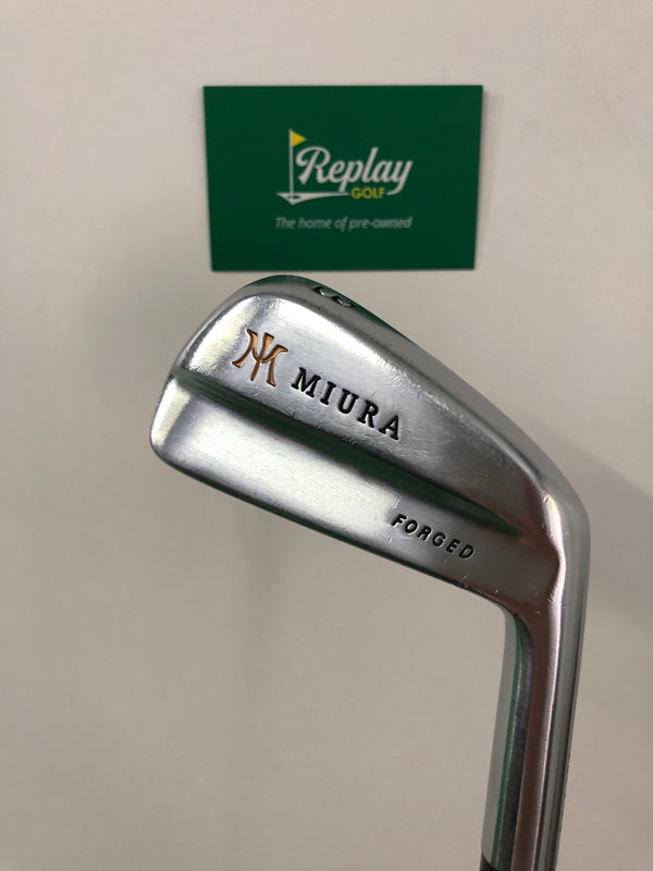 Miura Forged 3 Iron / X-Flex - Replay Golf