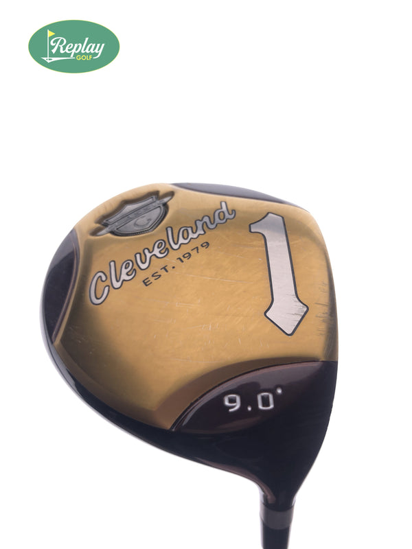 Cleveland Classic 270 Driver / 9.0 Degrees / Miyazaki 39S Stiff Flex - Replay Golf