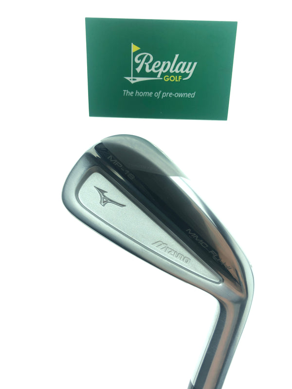 Mizuno MP-18 MMC Fli-Hi 3 Iron / 19.0 Degrees / True Temper XP 115 S300 Stiff Flex - Replay Golf
