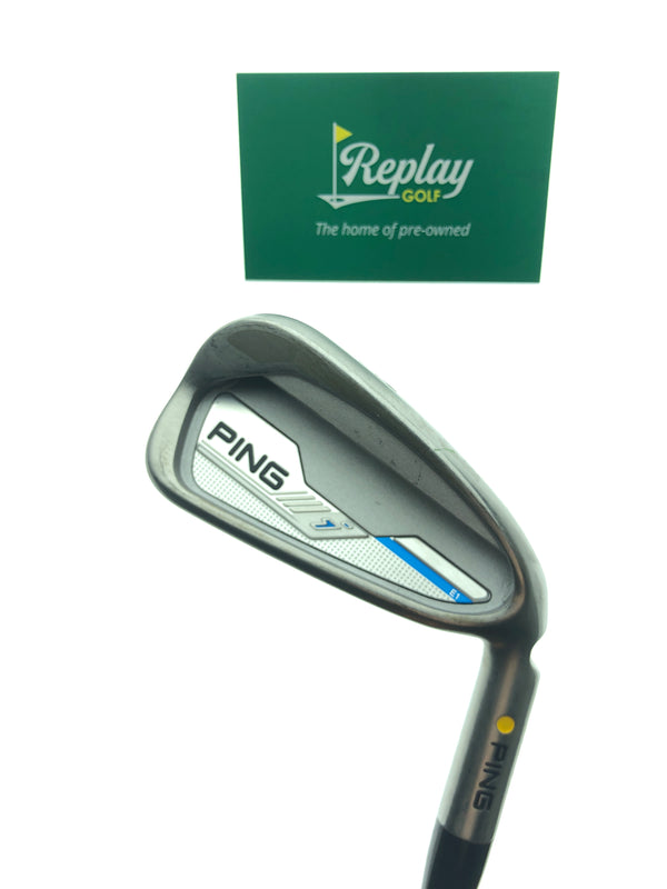 Ping i E1 4 Iron / 23 Degrees / Dynamic Gold SL X100 X-Flex - Replay Golf