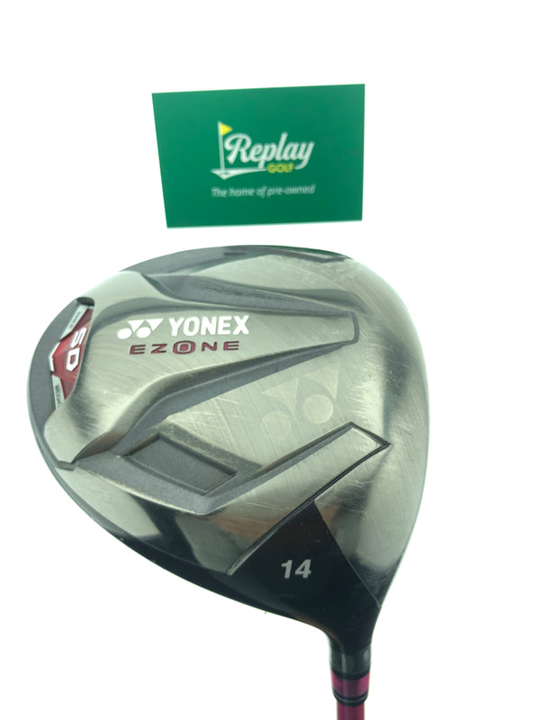 Yonex Ladies Ezone SD Driver / 14.0 Degrees / Graphite Ladies Flex - Replay Golf