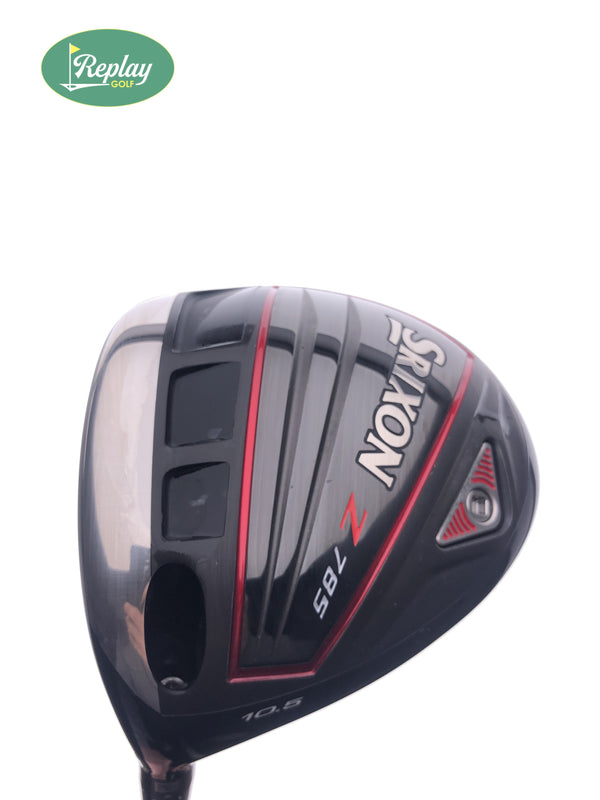 Srixon Z 785 Driver / 10.5 Degrees / Tensei CK Pro Blue Boron Tip TX Flex / LEFT Hand - Replay Golf