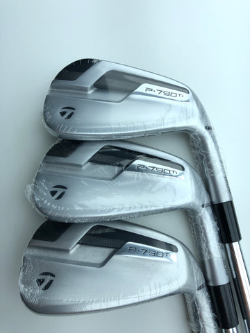 TaylorMade P790 Ti Iron Set / 4-PW / N.S Pro 950 GH NEO Regular Flex / -0.25