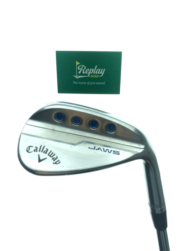 Callaway Jaws MD5 Sand Wedge / 54 Degree / Dynamic Gold 115 Stiff Flex / +1 Inch - Replay Golf