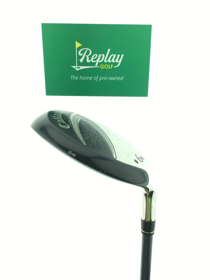 Callaway Solaire 6 Hybrid / 29 Degrees / Callaway Ladies Flex - Replay Golf