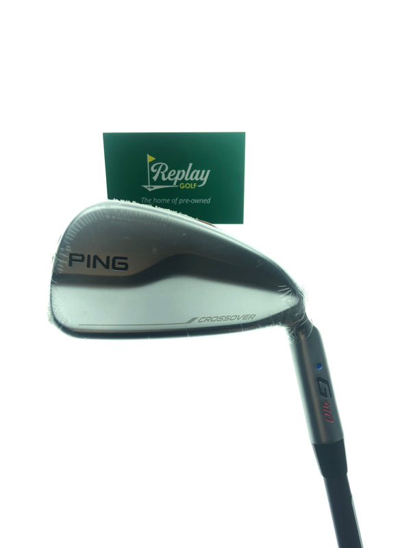 NEW Ping G410 Crossover 3 Hybrid / 20 Degrees / Ping Alta CB 70 Stiff Flex - Replay Golf