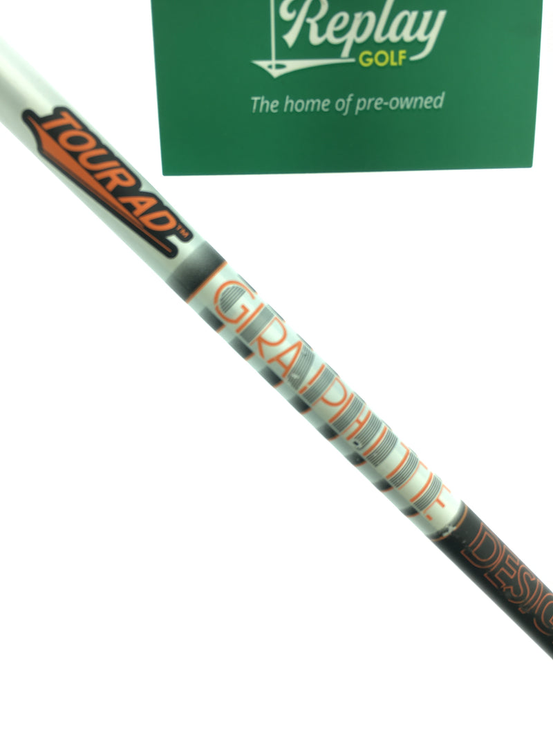 Graphite Design Tour AD-IZ 6 Driver Shaft / Stiff Flex - Replay Golf