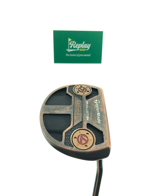 TaylorMade TP Black Copper Ardmore 1 Putter / 34 Inch - Replay Golf