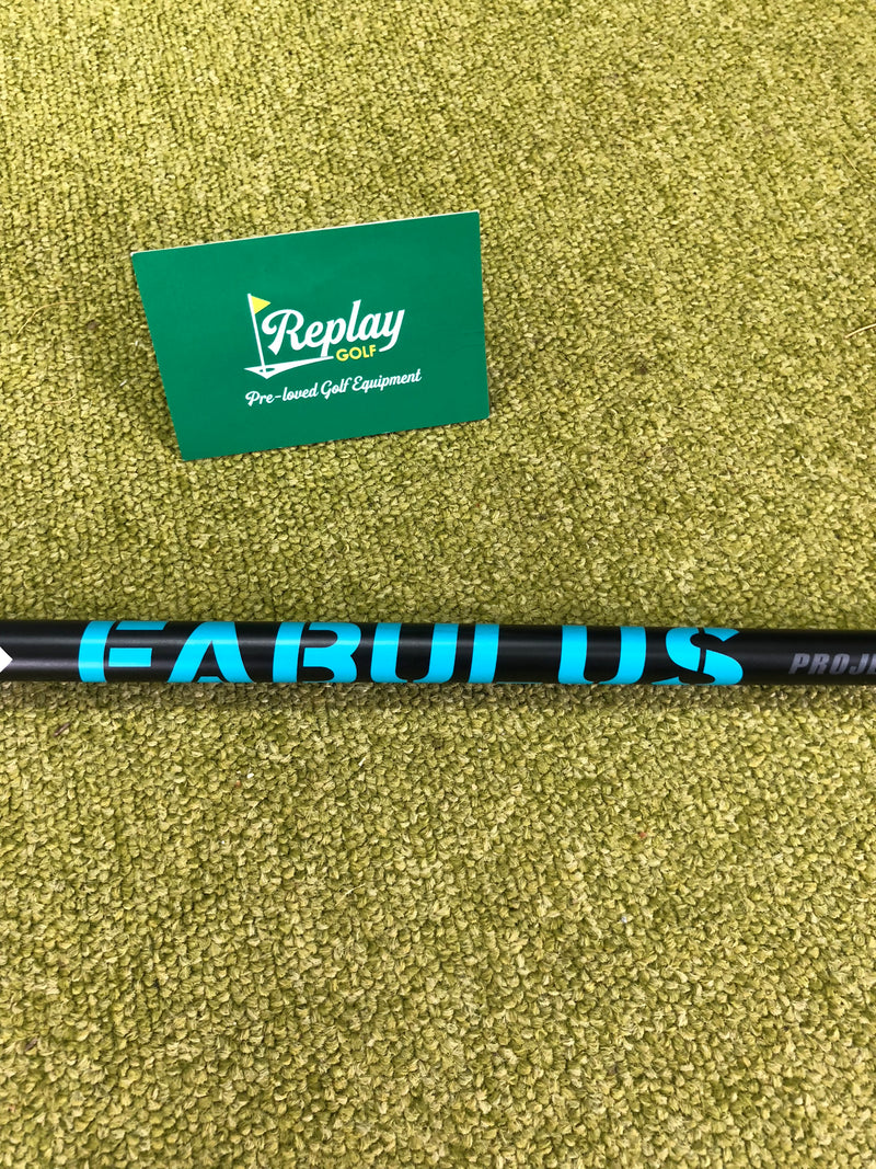 Project X Fabulus 5.0 Fairway Shaft / 45g / 41.75 Inch-Replay Golf