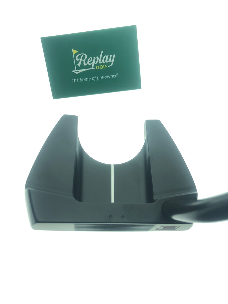 Evnroll ER5 Hatchback Black Putter / 35 Inch - Replay Golf