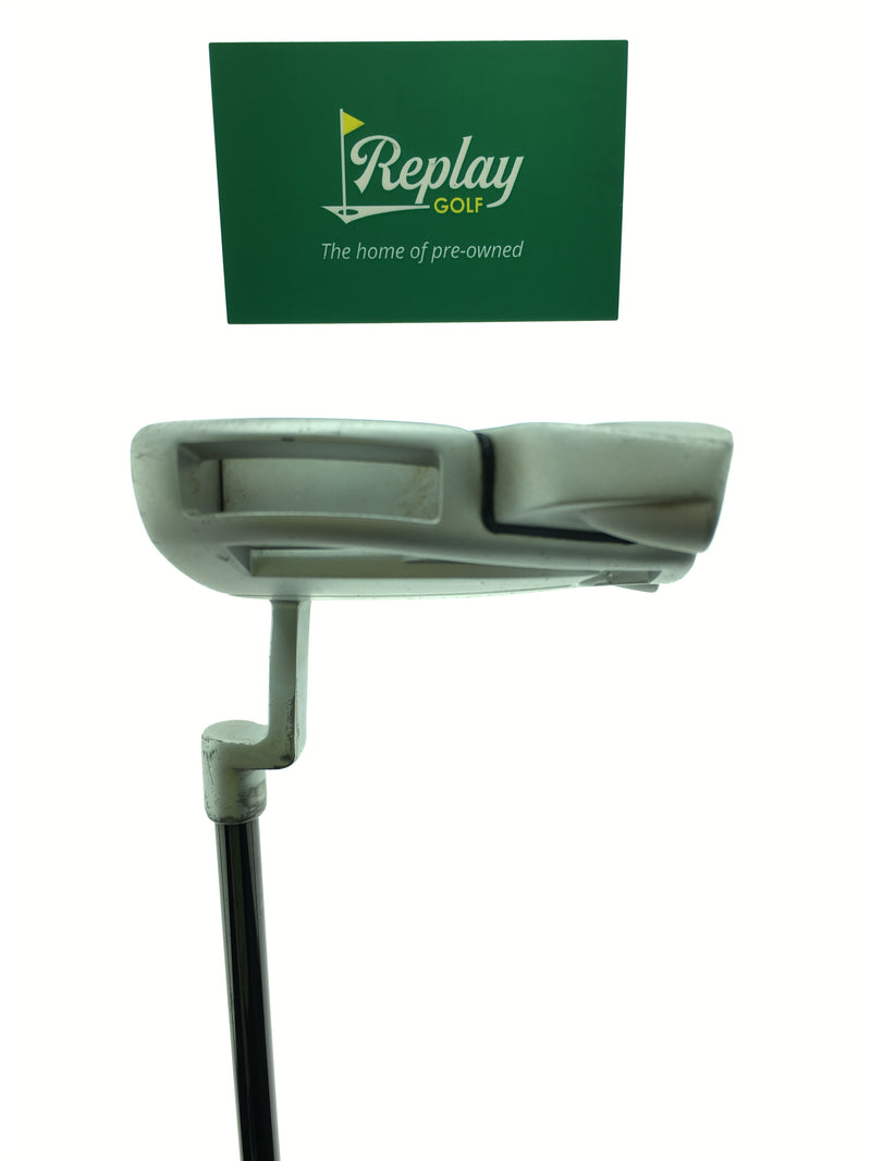 TaylorMade Spider Tour Platinum Putter / 33.0 Inches - Replay Golf