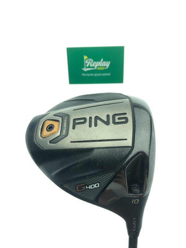 Ping G400 LS Tec Driver / 10.0 Degrees / Aldila Phenom RIP Tour X 60