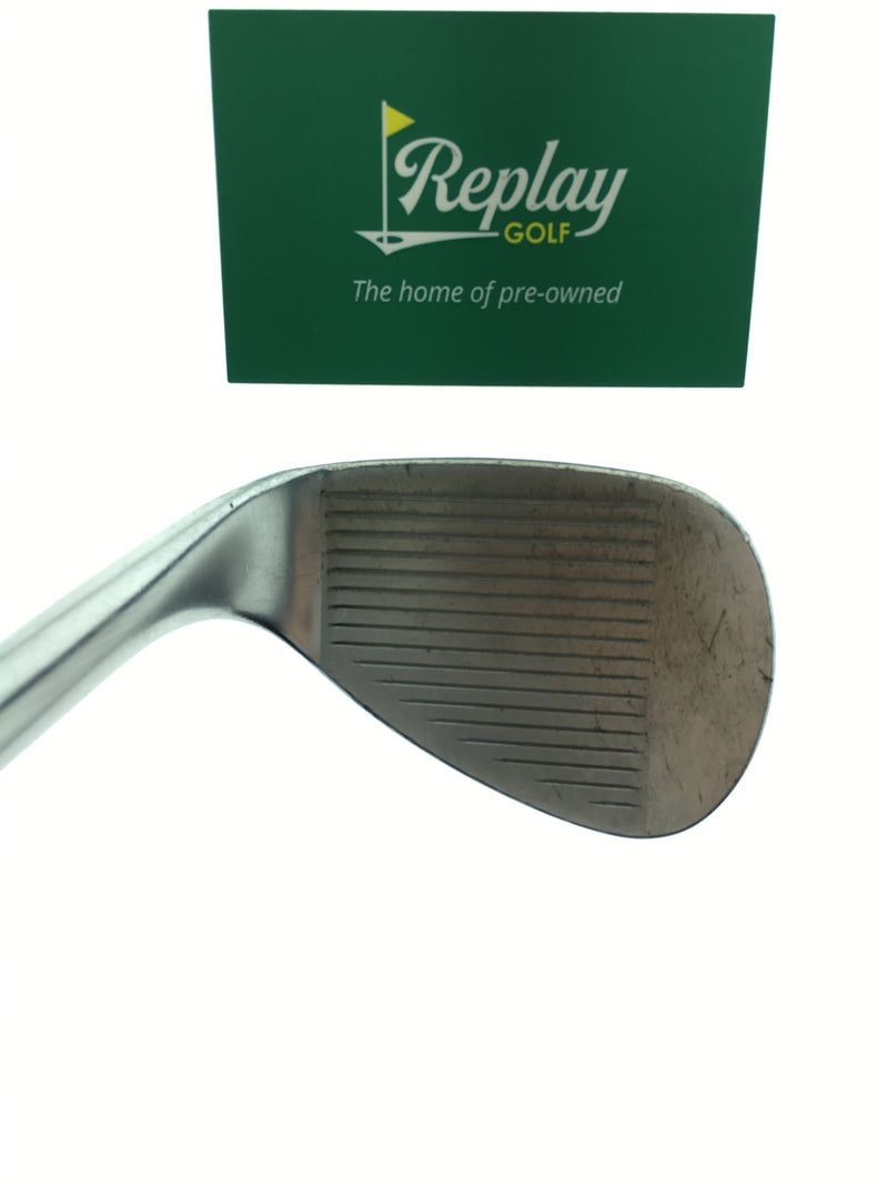 Titleist Vokey SM5 Tour Chrome Lob Wedge / 58 Degree / Titleist Steel Wedge Flex - Replay Golf