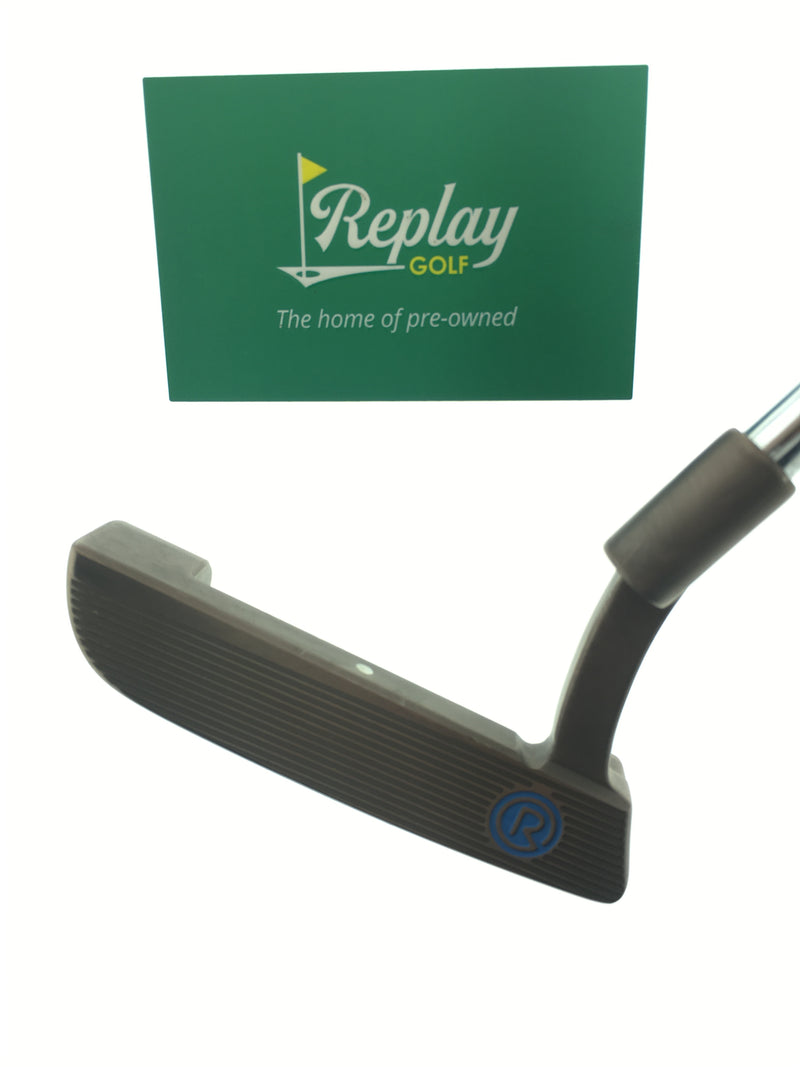 Guerin Rife Vault 001 Iconic Z Putter / El Capitan.Z Model / 35.0 Inches - Replay Golf