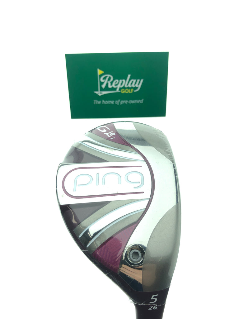 Ping G LE 2 5 Hybrid / 26 Degrees / Ping ULT 240 Lite Ladies Flex - Replay Golf