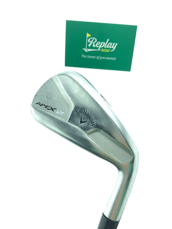 Callaway 2014 APEX UT 3 Hybrid / 21 Degrees / Project X 6.0 Stiff Flex