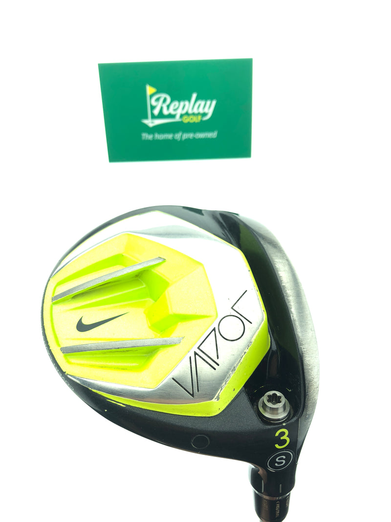 Nike Vapor Flex 3 Fairway Wood / 13-17 Degrees / Diamana S+70 Stiff Stiff Flex - Replay Golf