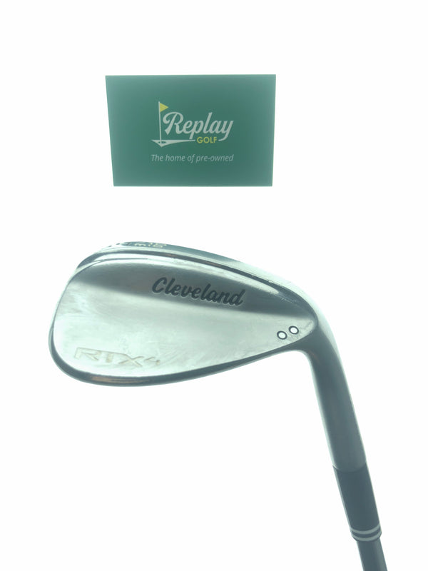 Cleveland RTX 4 Tour Satin Sand Wedge / 54 Degree / Nippon Modus Tour 120 Stiff