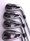 Nike VRS X Iron Set / 4-PW+AW / True Temper Steel Uniflex - Replay Golf