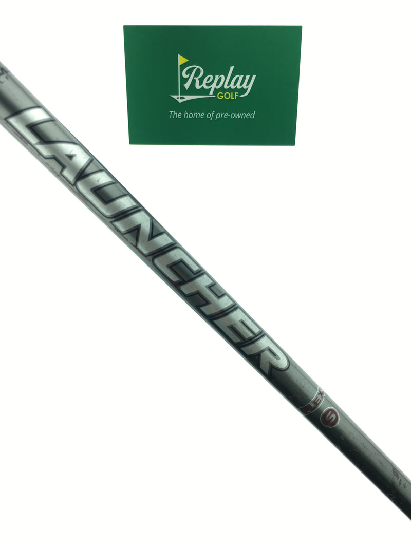 Cleveland Launcher Steel 3 Fairway Wood / 15 Degrees / Cleveland Launcher 65g Stiff Flex - Replay Golf