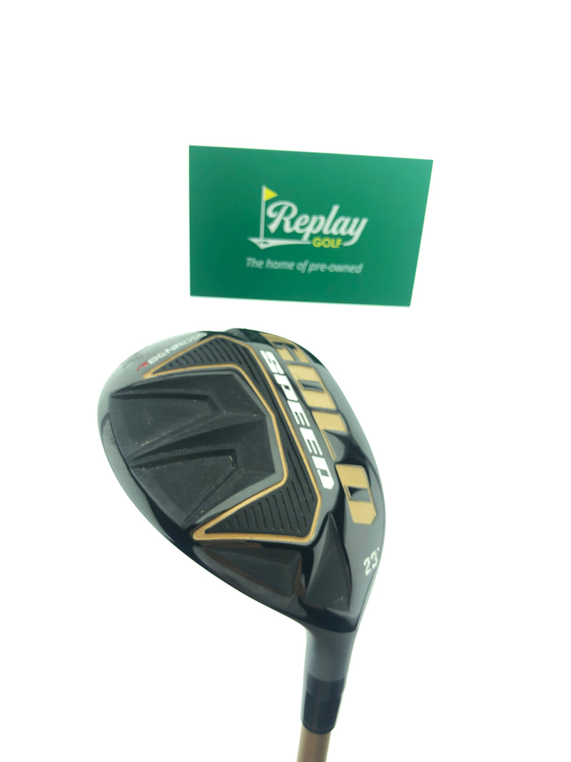 Ben Ross Gold Speed 4 Hybrid / 23 Degrees / Aldila Senior Flex