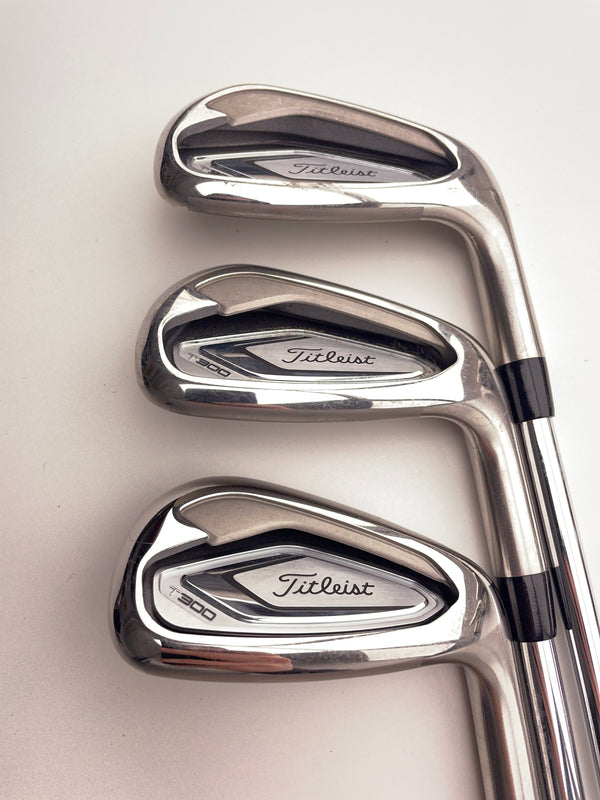 PXG 0311 P GEN2 Chrome Iron Set / 4-PW / KBS Tour C Taper Lite 115 X-Stiff Flex