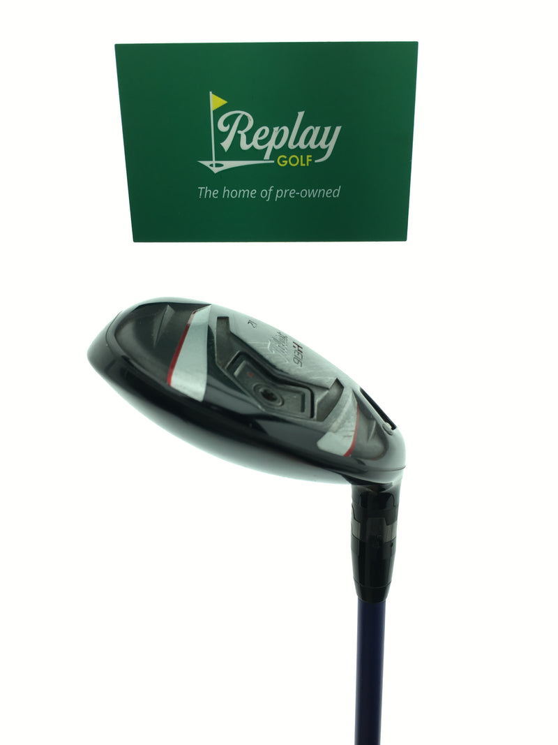 Titleist 913H 4 Hybrid / 21 Degrees / Diamana S+ 72 Hy Regular Flex - Replay Golf