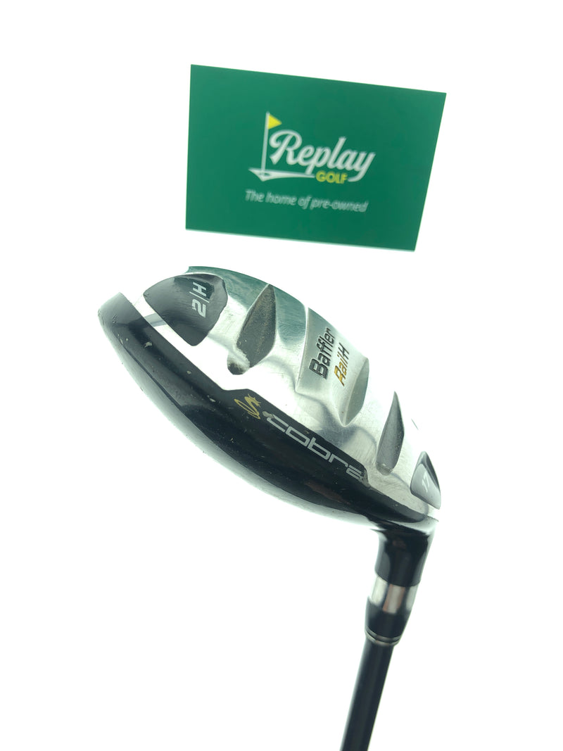 Cobra Baffler Rail H 2 Hybrid / 17 Degrees / Fujikura Motore Regular Flex - Replay Golf